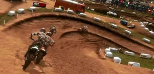 MXGP: The Official Motocross Videogame. Видео #4