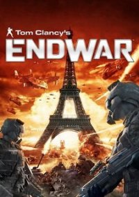 Обложка Tom Clancy's EndWar