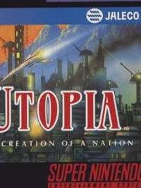 Обложка Utopia: The Creation of a Nation