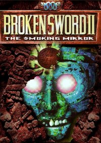Обложка Broken Sword II