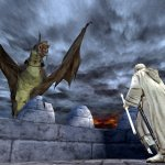Скриншот The Lord of the Rings: Тhe Return of the King – Изображение 1