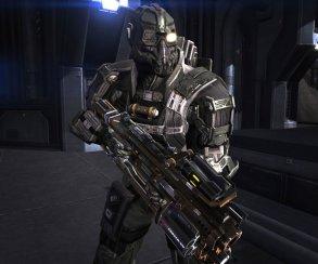 В игре Dust 514 обновили скафандры и оружие