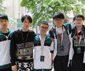 LFY — третий китайский состав в четвертьфинале The International 2017