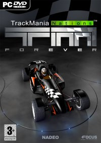 TrackMania Nations Forever – фото обложки игры