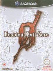 Resident Evil 0 – фото обложки игры