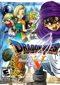 Обложка Dragon Quest V: Hand of the Heavenly Bride