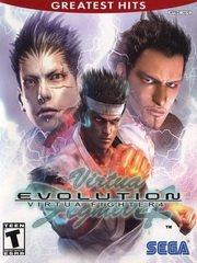 Обложка Virtua Fighter 4: Evolution