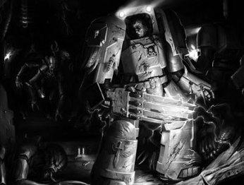 SPACE HULK: взгляд неофита