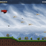 Скриншот Led Rain