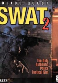 Обложка Police Quest: SWAT 2