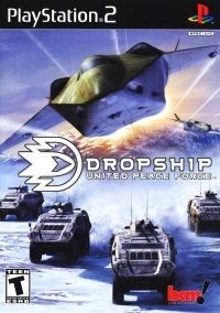 Обложка Dropship: United Peace Force