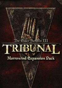 Обложка The Elder Scrolls 3: Tribunal