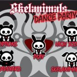 Скриншот Skelanimals Dance Party