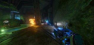 Quake: Champions. Видеоролик арены Lockbox