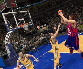 Появились новые скриншоты NBA 2K14