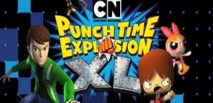 Cartoon Network: Punch Time Explosion. Видео #3