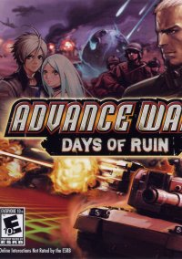 Обложка Advance Wars: Days of Ruin