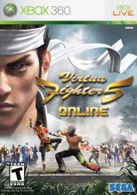 Обложка Virtua Fighter 5 Online