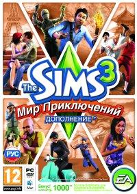Обложка The Sims 3: Мир приключений