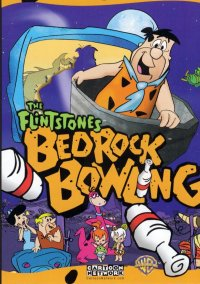 Обложка The Flintstones Bedrock Bowling