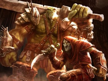 Рецензия на Of Orcs and Men
