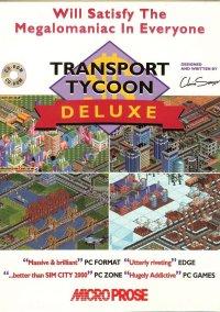 Обложка Transport Tycoon Deluxe