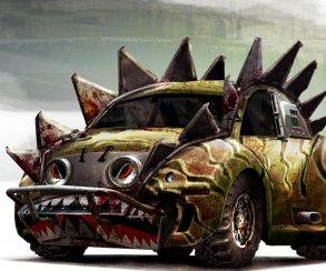 Новая Carmageddon попадет в ранний доступ Steam через месяц