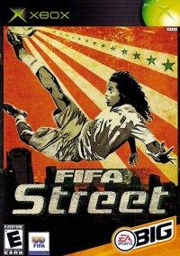 Обложка FIFA Street