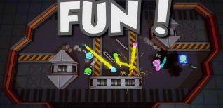 Rocket Fist. Релизный трейлер PC-версии