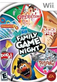 Обложка Hasbro Family Game Night 2