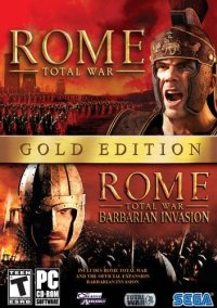 Обложка Rome: Total War - Gold