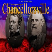 Обложка Civil War Battles: Campaign Chancellorsville