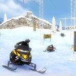 Скриншот Snow Moto Racing 3D – Изображение 1