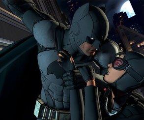 Первые скриншоты игры про Бэтмена от Telltale Games