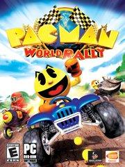 Обложка Pac-Man World Rally