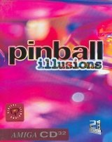 Обложка Pinball Illusions