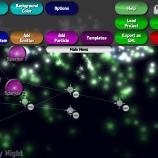 Скриншот TMC Particle Lab