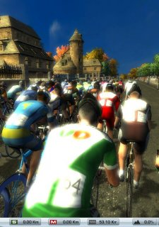 Cycling Evolution 2008