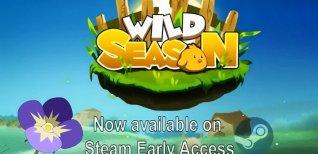Wild Season. Трейлер Steam Early Access