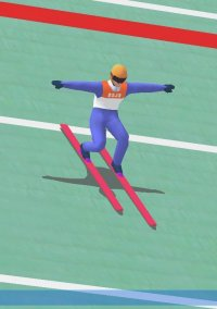 Deluxe Ski Jump 3 – фото обложки игры