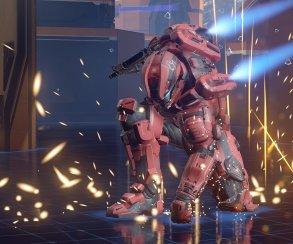 В трейлере бета-версии Halo 5 спартанцы соревнуются в стрельбе