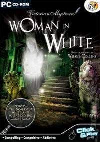 Обложка Victorian Mysteries: Woman in White