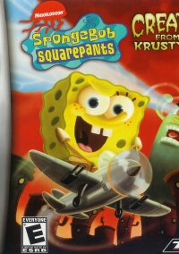 Обложка SpongeBob SquarePants: Creature from the Krusty Krab