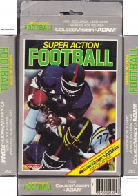 Обложка Super Action Football
