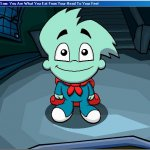 Скриншот Pajama Sam 3: You Are What You Eat from Your Head to Your Feet – Изображение 5