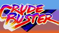 Обложка Crude Buster