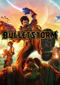 Обложка Bulletstorm