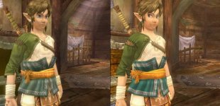 The Legend of Zelda: Twilight Princess HD. Геймплейный трейлер