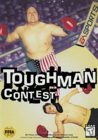 Обложка Toughman Contest