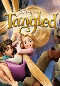 Обложка Disney Tangled: The Video Game
